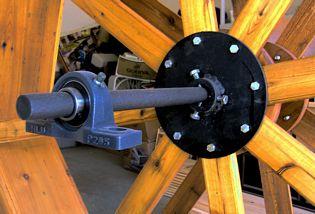 Adjustable Hubs And Stands