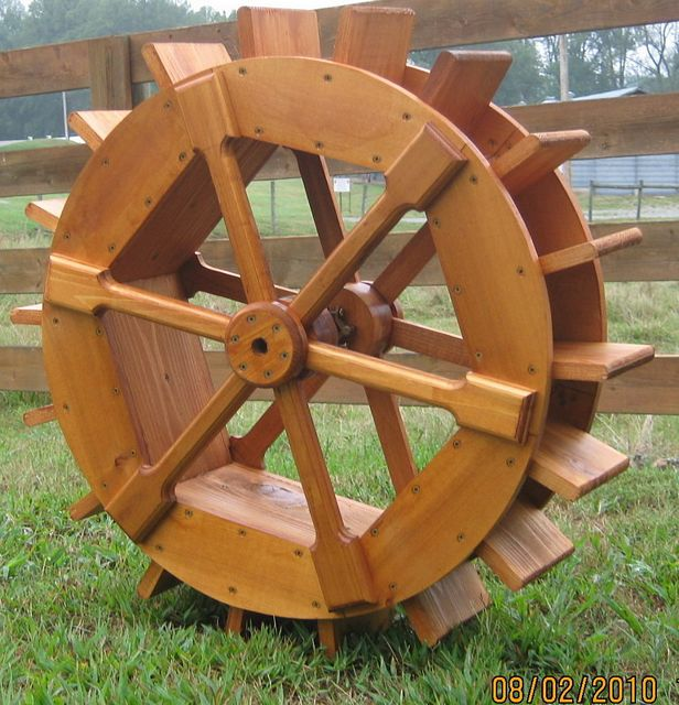 Waterwheel Generator Diagram, Waterwheel, Free Engine ...