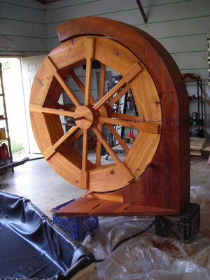 Water Wheel For Pond And Options Water Wheel Place
